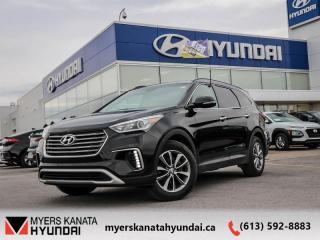 Used 2018 Hyundai Santa Fe XL Premium  - $190 B/W for sale in Kanata, ON