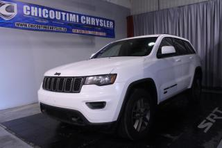 Used 2016 Jeep Grand Cherokee Laredo 75e anniversaire 4 portes 4RM for sale in Chicoutimi, QC