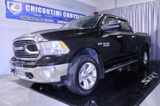 Used 2016 RAM 1500 Cabine multiplaces 4RM, 149po Outdoorsm for sale in Chicoutimi, QC