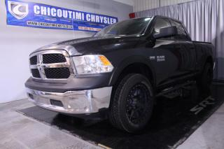 Used 2017 RAM 1500 Cabine quad 4RM, 140,5 po ST for sale in Chicoutimi, QC