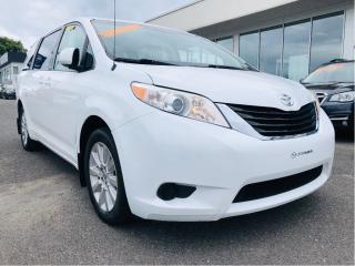 Used 2012 Toyota Sienna LE 7 Passenger AWD for sale in Lévis, QC