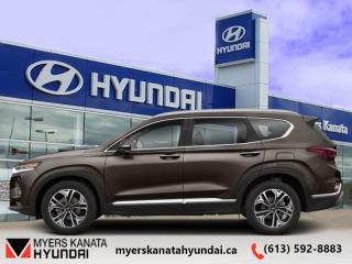 Used 2019 Hyundai Santa Fe 2.0T Ultimate AWD  - $250 B/W for sale in Kanata, ON