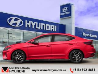 New 2019 Hyundai Elantra Sport AT  - $150 B/W for sale in Ottawa, ON