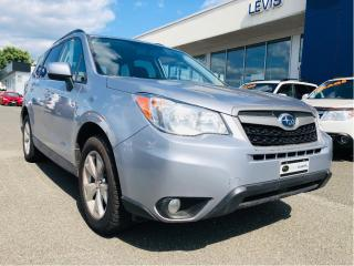Used 2016 Subaru Forester 2.5i Touring Package for sale in Lévis, QC