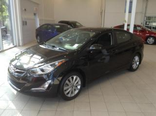 Used 2015 Hyundai Elantra for sale in Longueuil, QC