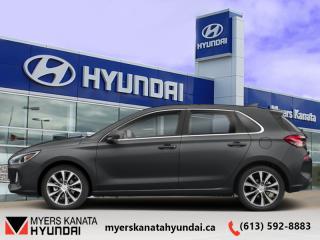 New 2019 Hyundai Elantra GT Luxury AT  - $146 B/W for sale in Ottawa, ON