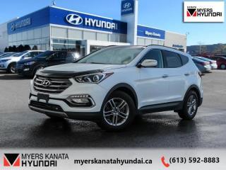 Used 2017 Hyundai Santa Fe Sport Luxury  - $136 B/W for sale in Kanata, ON