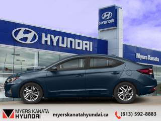 New 2020 Hyundai Elantra Luxury  - $151 B/W for sale in Ottawa, ON