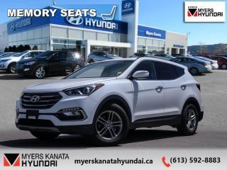 Used 2017 Hyundai Santa Fe Sport Premium  - $133 B/W for sale in Kanata, ON