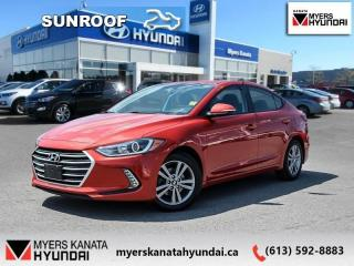 Used 2017 Hyundai Elantra SE  - $117 B/W for sale in Ottawa, ON