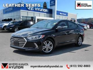 Used 2017 Hyundai Elantra Limited Ultimate  - $115 B/W for sale in Ottawa, ON