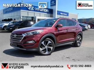 Used 2016 Hyundai Tucson Ultimate  - $178 B/W for sale in Ottawa, ON