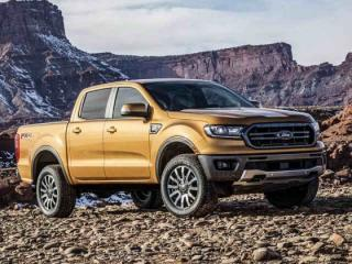 New 2019 Ford Ranger Lariat 4x4 Crew Cab 126wb FX4 Tech Pkg Tow Pkg Leather for sale in New Westminster, BC