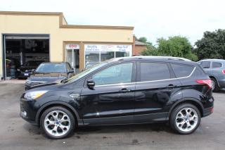 Used 2014 Ford Escape Titanium for sale in Brampton, ON