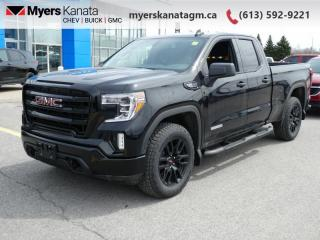 New 2019 GMC Sierra 1500 Elevation  - SiriusXM for sale in Kanata, ON