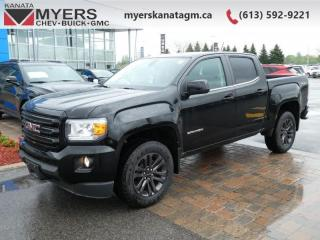 New 2019 GMC Canyon SLE 4x4 for sale in Kanata, ON