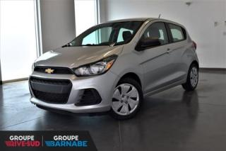 Used 2016 Chevrolet Spark LS MANUELLE || APPLE ANDROID || CAMERA RECUL LS MANUELLE || APPLE ANDROID || CAMERA RECUL for sale in Brossard, QC