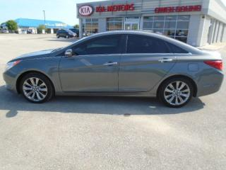 Used 2011 Hyundai Sonata Limited w/Nav for sale in Owen Sound, ON