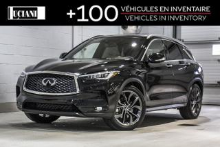 Used 2019 Infiniti QX50 2019 Infiniti QX50 - Sensory AWD! 374$/ 2 semaines for sale in Montréal, QC