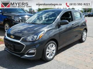 Used 2019 Chevrolet Spark 1LT  - SiriusXM for sale in Ottawa, ON