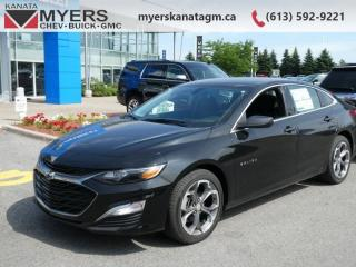 New 2019 Chevrolet Malibu RS for sale in Ottawa, ON