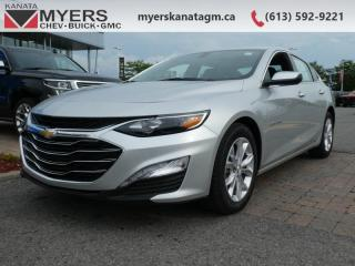Used 2019 Chevrolet Malibu LT  - Heated Seats for sale in Kanata, ON