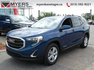 Used 2020 GMC Terrain SLE  -  Remote Start for sale in Kanata, ON