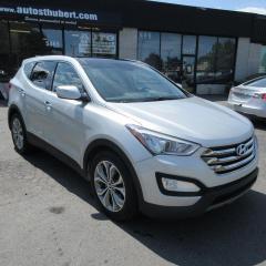 Used 2013 Hyundai Santa Fe SPORT 2.0T AWD **CUIR + TOIT PANO** for sale in St-Hubert, QC