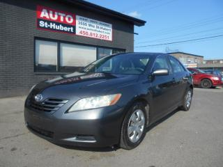 Used 2007 Toyota Camry LE ** 157 000 KM CERTIFIÉ ** for sale in St-Hubert, QC