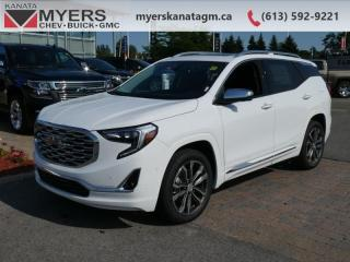Used 2020 GMC Terrain Denali  - Sunroof for sale in Kanata, ON