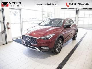 Used 2018 Infiniti QX30 for sale in Ottawa, ON