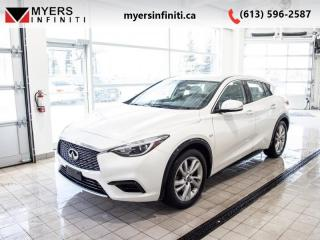 Used 2018 Infiniti QX30 Base FWD  - Certified - Low Mileage for sale in Ottawa, ON