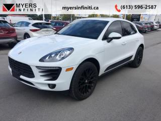 Used 2018 Porsche Macan AWD- Includes Winter Tire Set! for sale in Ottawa, ON