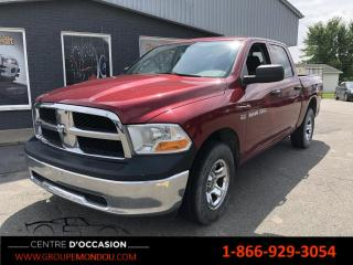 Used 2012 RAM 1500 for sale in St-Georges-de-Champlain, QC