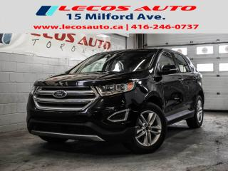 Used 2016 Ford Edge SEL for sale in North York, ON