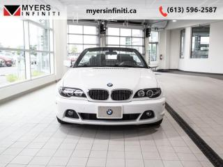 Used 2004 BMW 3 Series 325CI Convertable for sale in Ottawa, ON