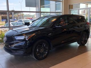 Used 2020 Acura RDX A-Spec for sale in Laval, QC