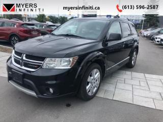 Used 2012 Dodge Journey SXT- With Winter Tires! for sale in Ottawa, ON