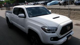 Used 2019 Toyota Tacoma TRD SPORT LEATHER TONEAU COVER AND MORE OPTION for sale in Toronto, ON