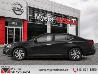 Used 2019 Nissan Altima S  - Heated Seats -  Remote Start - $206 B/W for sale in Orleans, ON