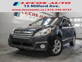 Used 2014 Subaru Outback 2.5I Premium for sale in North York, ON