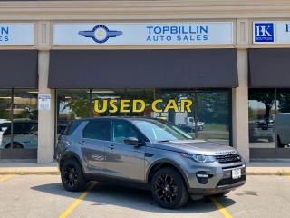 Used 2016 Land Rover Discovery Sport HSE, Navi, Pano Roof, Blind Spot for sale in Vaughan, ON