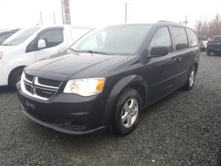 Used 2011 Dodge Grand Caravan for sale in Val-D'or, QC