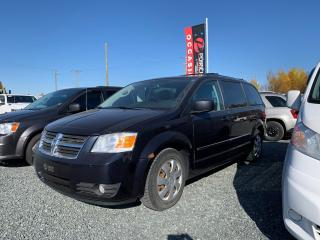 Used 2010 Dodge Grand Caravan SXT Stow N' Go for sale in Val-D'or, QC