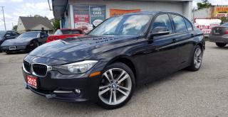 Used 2015 BMW 3 Series 320i xDrive for sale in Mississauga, ON