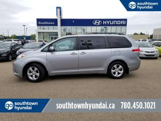 Used 2014 Toyota Sienna LE/BACK UP CAMERA/BLUETOOTH/HEATED SEATS for sale in Edmonton, AB