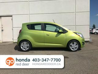 Used 2013 Chevrolet Spark LT Leather Seats Heated Seats for sale in Red Deer, AB