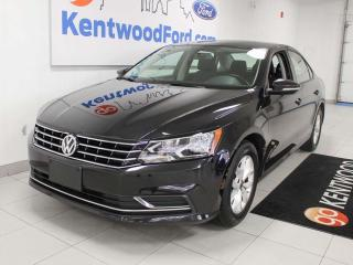 Used 2018 Volkswagen Passat Trendline+ FWD with heated seats and a back up cam for sale in Edmonton, AB