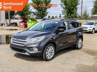 New 2019 Ford Escape SEL 300A 4WD 1.5L Ecoboost, Power Heated Seats, Auto Start/Stop, Power Liftgate, Remote Keyless Entry/Keypad, Remote Vehicle Start, Reverse Camera and Sensing System for sale in Edmonton, AB