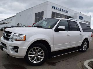 Used 2017 Ford Expedition Max Limited for sale in Peace River, AB